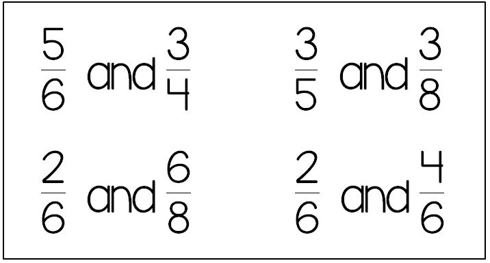 how to add two different fraction