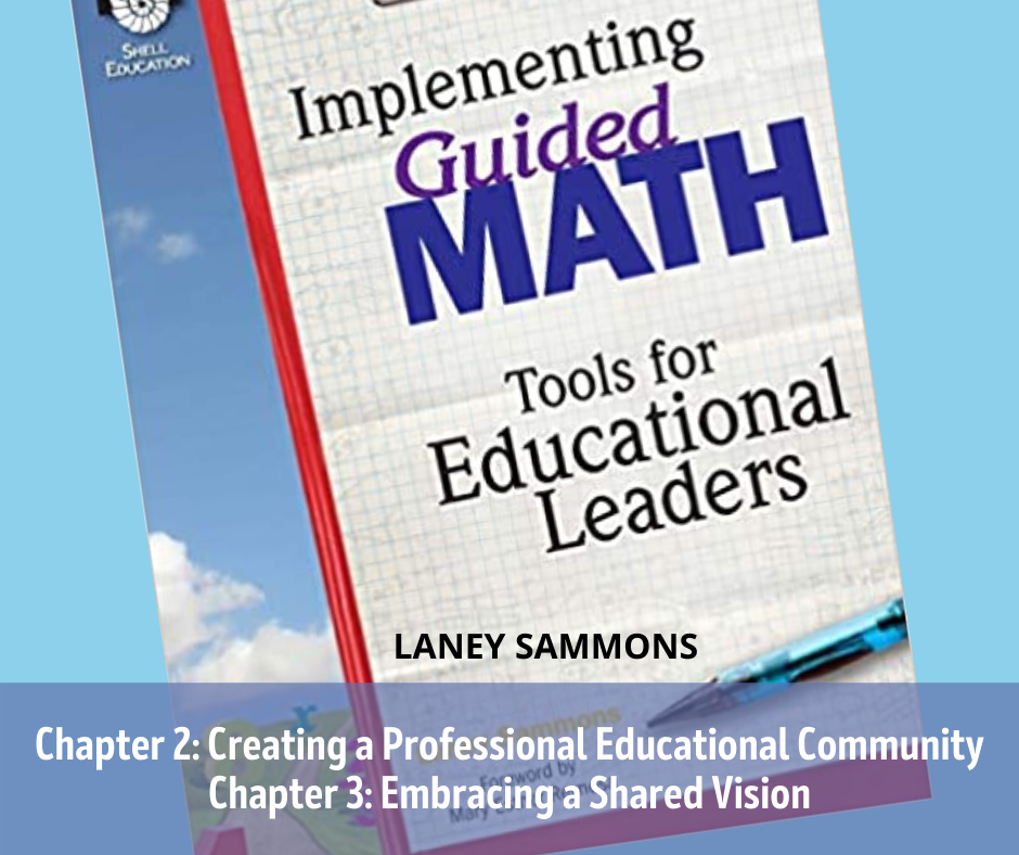 Implementing Guided Math, Professional Learning Communities
