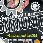Book Study Monday: Implementing Guided Math, Professional Learning Communities