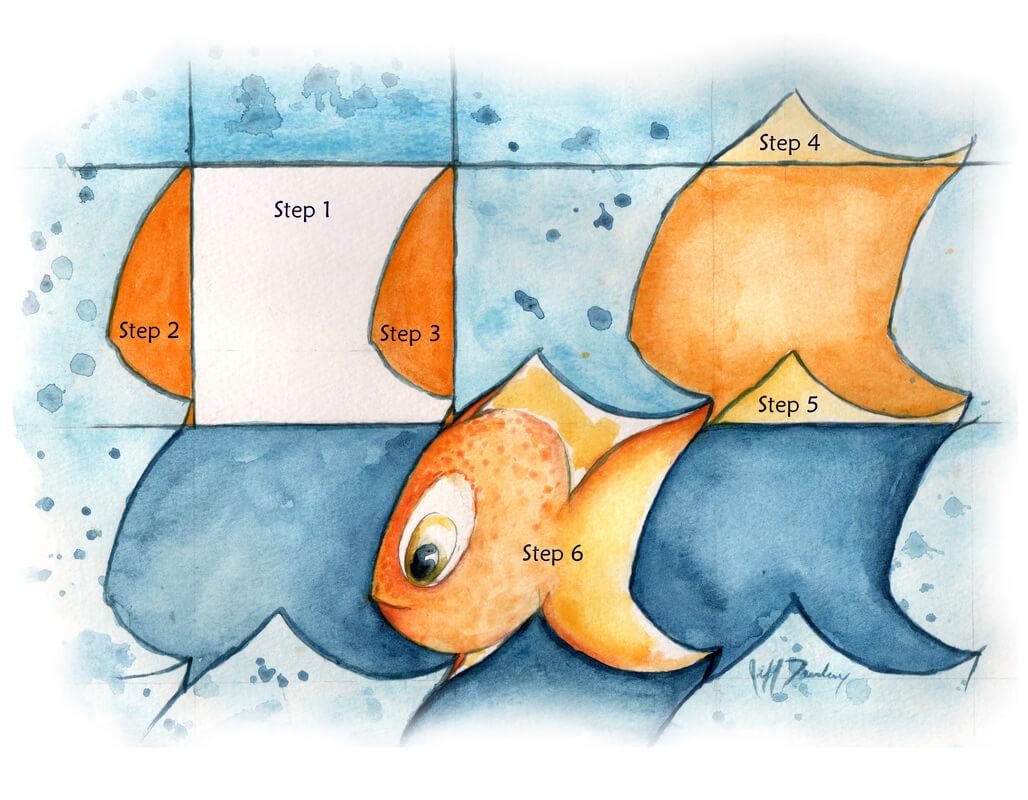 Tessellations-Combining Art and Math - Math Coach\'s Corner