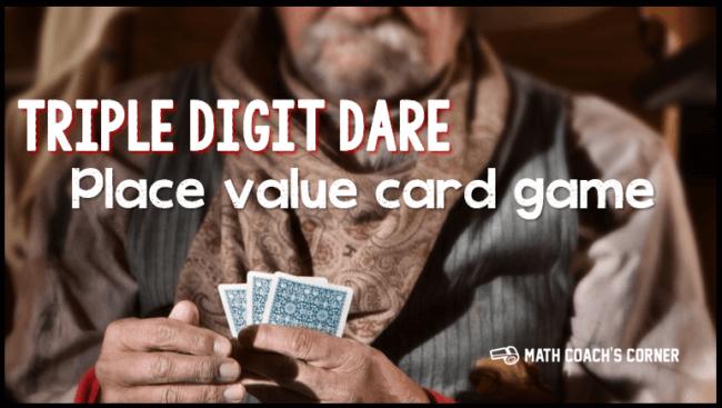 Triple Digit Dare