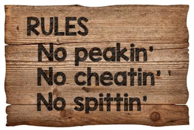 Triple Digit Dare Rules