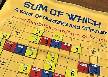Sum of Which: Promoting Computational Fluency through Game Play