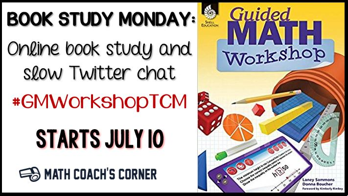 Book Study Monday: Guided Math Workshop
