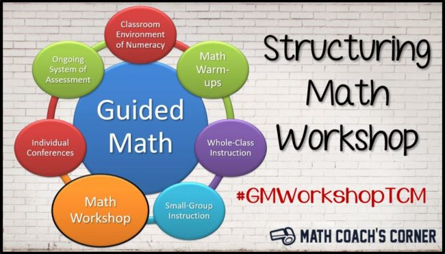 Structuring Guided Math Workshop Math Coachs Corner