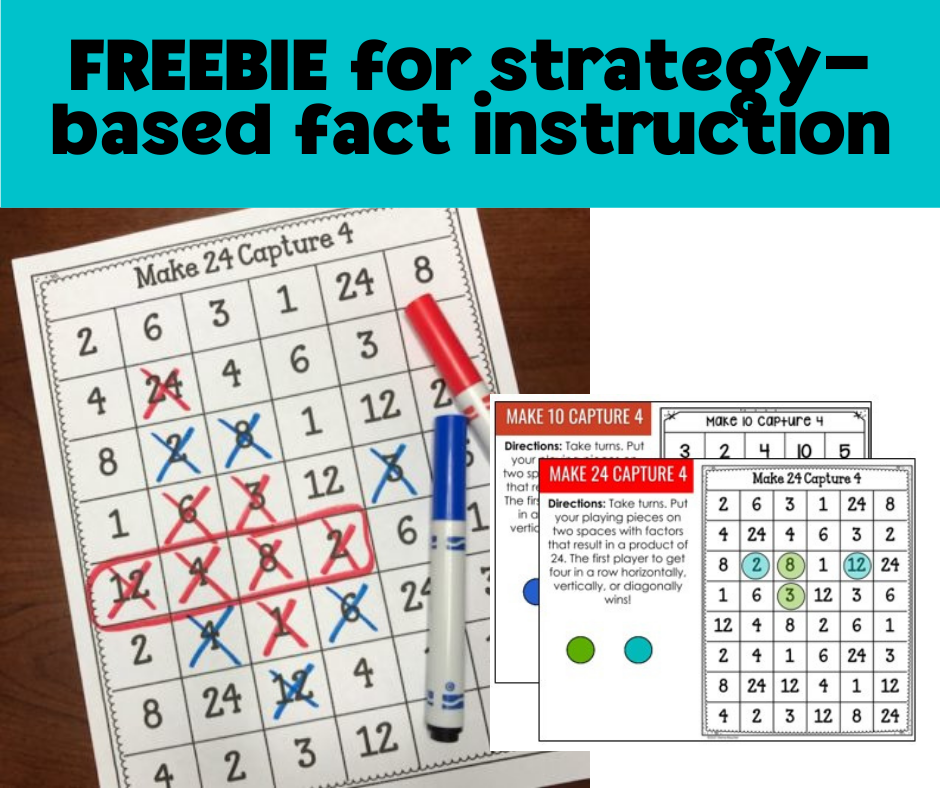 Developing Automaticity with Basic Math Facts