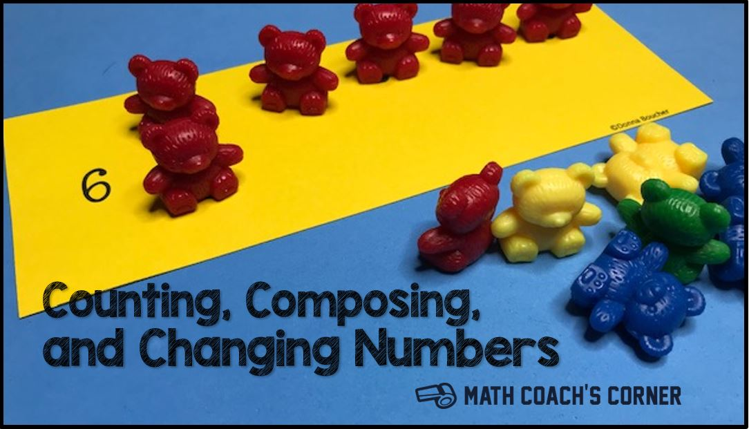 Counting, Composing, and Changing Numbers