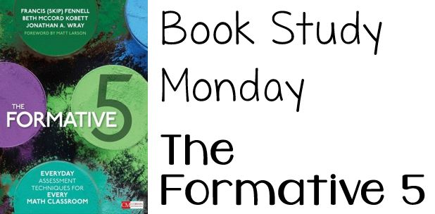 Book Study Monday: The Formative 5