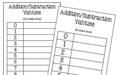 Yahtzee Versions