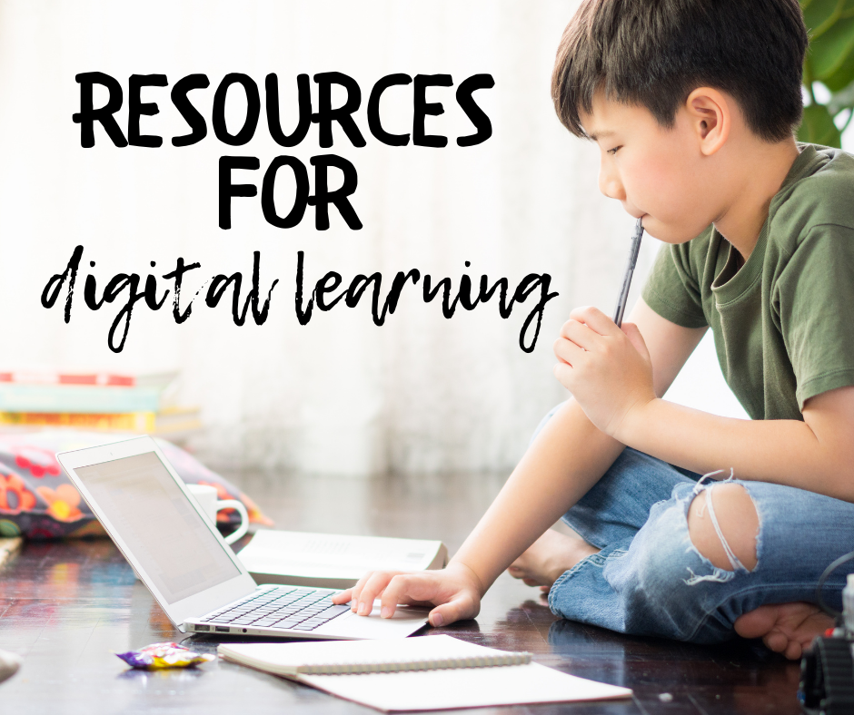 Resources for Digital Learning