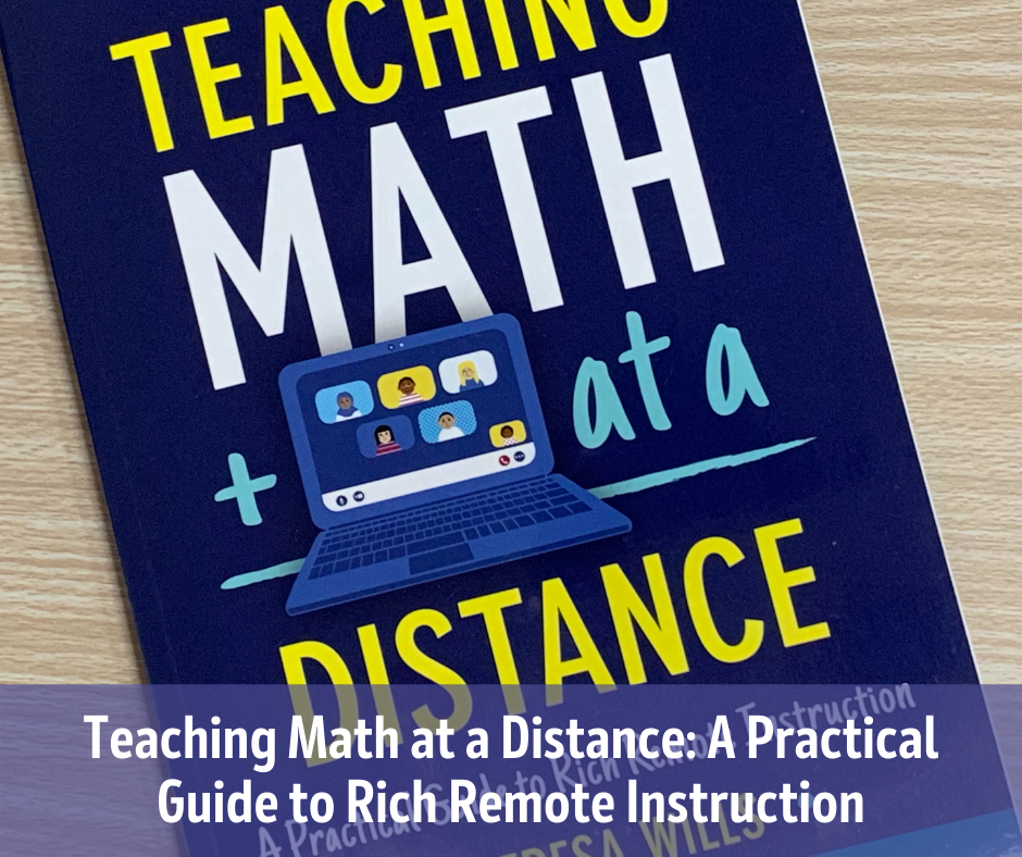 Book Study: Teaching Math at a Distance