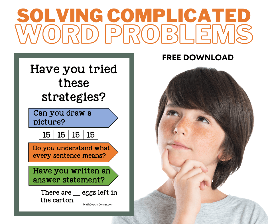 Solving Complicated Math Word Problems
